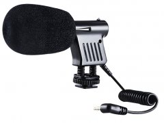 میکروفون با سیم بویا BOYA BY-VM01 Directional Video Condenser Microphone