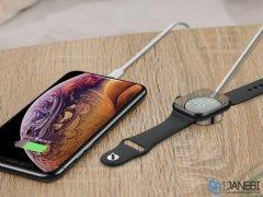 شارژر آیفون و اپل واچ جویروم Joyroom Ben Series S-IW002S Apple Watch Cable