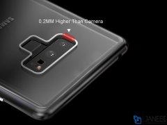 قاب مگنتی و محافظ صفحه شیشه ای سامسونگ Glass Magnetic 360 Case Samsung Note 9