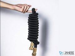 شلنگ و نازل کارواش بیسوس Baseus Car Wash Spray Nozzle 7.5m CRXC01-A01