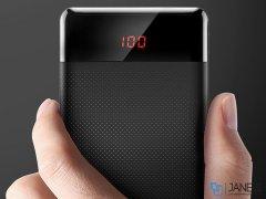 پاور بانک بیسوس همراه با نمایشگر Baseus Mini Cu Digital Display 10000mAh