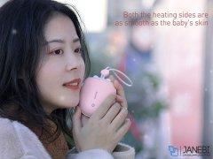 پاور بانک و گرمکن دست شارژی بیسوس Baseus Pocket Hand Warmer