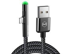 کابل شارژ و انتقال داده لایتنینگ مک دودو Mcdodo Lightning 90 Degree Cable 1.2m