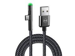 کابل شارژ و انتقال داده تایپ سی مک دودو Mcdodo Type-C 90 Degree Cable 1.5m