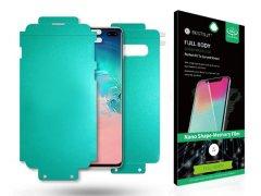 محافظ صفحه نمایش پشت و رو نانو سامسونگ Bestsuit Nano Shape Memory Full Body Protector Samsung Galaxy S10 Plus