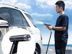شلنگ و نازل کارواش بیسوس Baseus Car Wash Spray Nozzle CRXC01-A01