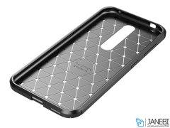 قاب ژله ای فیبر کربن نوکیا Becation Carbon Fiber Case Nokia 4.2