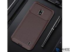 قاب ژله ای فیبر کربن نوکیا Becation Carbon Fiber Case Nokia 2.2