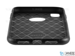 قاب ژله ای طرح چرم آیفون Auto Focus Jelly Case iphone XR