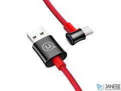 کابل هوشمند تایپ سی یوسامز Usams U13 Type-C Cable 2m
