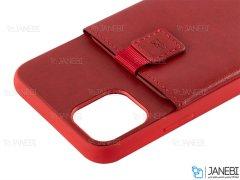 قاب چرمی چندمنظوره آیفون HDD Invisible Wallet iPhone 11 Pro Max