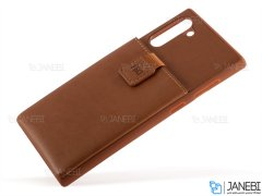قاب چرمی چندمنظوره سامسونگ HDD Invisible Wallet Samsung Note 10