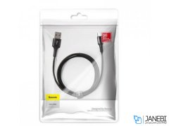 کابل شارژ سریع و انتقال داده میکرو یو اس بی بیسوس Baseus Halo Micro USB Cable 0.5m