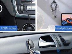 گیره نگهدارنده Baseus Car Mount Small Shell Vehicle Hook