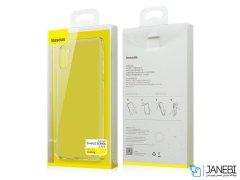 محافظ ژله ای بیسوس سامسونگ Baseus Simple Series Case Samsung Galaxy Note 10 Plus