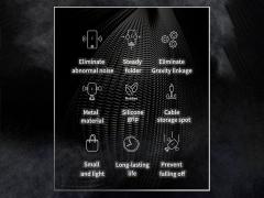 مشخصات نگهدارنده موبایل دو در یک جویروم