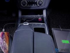 شارژر فندکی دو پورت سریع بیسوس Baseus C20C Magic Series PPS Dual Quick Car Charger 45W