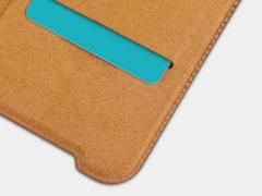 کیف چرمی نیلکین وان پلاس Nillkin Qin Leather Case OnePlus 7T
