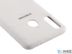 قاب محافظ سیلیکونی سامسونگ Silicone Cover Samsung A20S