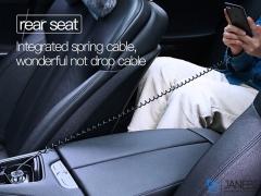 شارژر فندکی با کابل دو سر توتو Toto DCCL-07 Car Charger