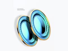 هندزفری با سیم یوسامز Usams US-SJ361 In Ear Metal Earphone