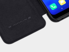 کیف چرمی نیلکین شیائومی Nillkin Qin Leather Case Xiaomi Redmi Note 8T
