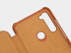 کیف شیائومی Nillkin Qin Leather Case Xiaomi Redmi Note 8T