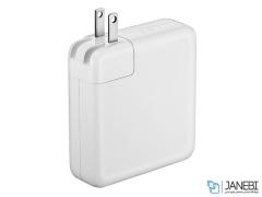 شارژر دیواری تایپ سی اپل Apple 61W Type-C Power Adapter