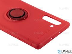 قاب ژله ای حلقه دار سامسونگ Becation Finger Ring Case Samsung Galaxy Note 10
