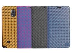کیف سامسونگ Promate Rouge-N4 Case Samsung Note 4