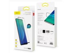 محافظ صفحه نمایش دوتایی بیسوس سامسونگ Baseus Screen Protector Samsung Galaxy S10 Plus