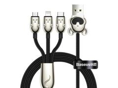 کابل بیسوس Baseus Three Mouse 3-in-1 Cable 1.2m