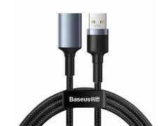 کابل افزایش طول یو اس بی بیسوس Baseus Cafule USB 3.0 Male to Female Cable 1m