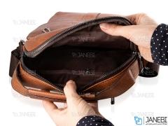 خرید کیف رو دوشی مردانه