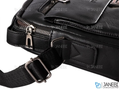کیف دوشی چرمی Leather Bag 513