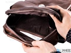 کیف دوشی چرمی Leather Bag 1819-2