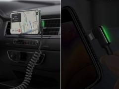 کابل لایتنینگ تلفنی مک دودو Mcdodo Lightning Cable 1.8m CA-730
