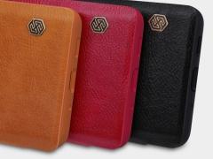 کیف چرمی برند نیلکین برای گوشی سامسونگ s11