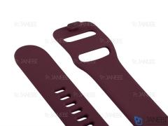 بند سیلیکونی اپل واچ Apple Watch Sport silicone Band 38/40mm