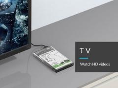 باکس هارد اینترنال به اکسترنال اوریکو Orico 2.5 inch Type-C Hard Drive Enclosure 2139C3-G2