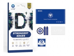 محافظ صفحه شیشه ای لیتو سامسونگ Lito Strongest Edges Glass Samsung A20s