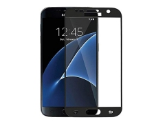 محافظ صفحه نمایش شیشه ای تمام صفحه سامسونگ RG Full Glass Samsung Galaxy S7