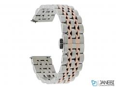 بند فلزی ساعت سامسونگ گیر اس 2 Samsung Gear S2 Metal Band