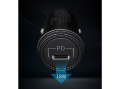 شارژر فندکی سریع تایپ سی مک دودو Mcdodo PD 18W Fast Car Charger CC-7490