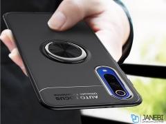 قاب ژله ای حلقه دار شیائومی Becation Finger Ring Case Xiaomi Mi 9 Pro