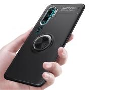 قاب ژله ای حلقه دار شیائومی Becation Finger Ring Case Xiaomi Mi Note 10/10 Pro/Mi CC9 Pro
