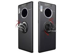 قاب ژله ای حلقه دار هواوی Becation Finger Ring Case Huawei Mate 30