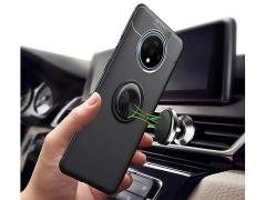 قاب ژله ای حلقه دار وان پلاس Becation Finger Ring Case OnePlus 7T Pro