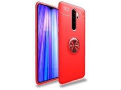قاب ژله ای حلقه دار شیائومی Becation Finger Ring Case Xiaomi Redmi Note 8 Pro