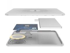 ردیاب بلوتوثی بیسوس Baseus T1 Intelligent Card Type Anti-Loss ZLFDQT1